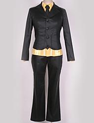 זול -קיבל השראה מ קוספליי קוספליי אנימה תחפושות קוספליי חליפות קוספליי עכשווי חולצה / עליון / מכנסיים עבור בגדי ריקוד גברים / בגדי ריקוד נשים