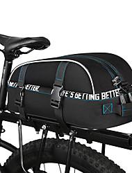Недорогие -ROSWHEEL 8 L Сумки на багажник велосипеда Водонепроницаемость Дожденепроницаемый Многослойный Велосумка/бардачок 600D Ripstop Велосумка/бардачок Велосумка Велосипедный спорт На открытом воздухе