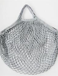 Недорогие -Жен. Мешки Полиэстер Подарочные мешки С отверстиями Серый