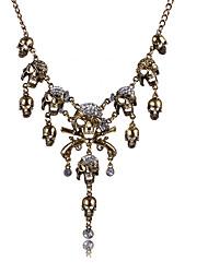 levne -dámský náhrdelník z módní slitiny