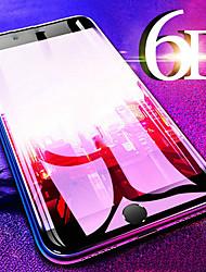 Недорогие -Cooho Защитная плёнка для экрана для Apple iPhone 8 Pluss / iPhone 8 / iPhone 7 Plus Закаленное стекло 2 штs Защитная пленка для экрана HD / Уровень защиты 9H / Взрывозащищенный
