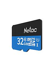 Недорогие -Netac 32 Гб карта памяти UHS-I U1 / Class10 P500