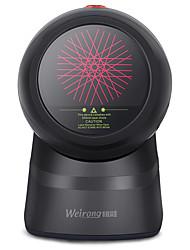 Недорогие -WeiRong WR-V9 Сканер штрих-кода сканер USB Свет лазера