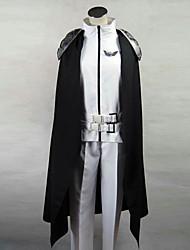 ieftine -Inspirat de Reborn! Cosplay Anime Costume Cosplay Costume Cosplay Mată Vârf / Pantaloni / Manta Pentru Bărbați / Pentru femei