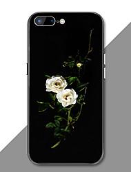 billiga -fodral Till Apple iPhone XS / iPhone XR Mönster Skal Växter / Blomma Mjukt TPU för iPhone XS / iPhone XR / iPhone XS Max