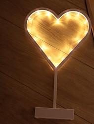 povoljno -1pc LED noćno svjetlo Toplo bijelo USB Kreativan 220-240 V