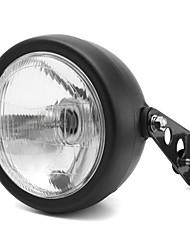 זול -1pcs חיבור חוט אופנוע נורות תאורה 35 W פנס ראש עבור Honda כל השנים