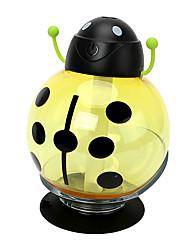 Недорогие -Itimo аромат диффузор DC 5 В 2 Вт светодиодный ночник USB увлажнитель воздуха новинка освещение жук увлажнитель мини портативный Mist Maker