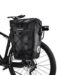 Недорогие -ROCKBROS 20 L Сумки на багажник велосипеда Сумка на багажник велосипеда Водонепроницаемость Дожденепроницаемый Прочный Велосумка/бардачок Водонепроницаемая ткань Нейлон Велосумка/бардачок Велосумка