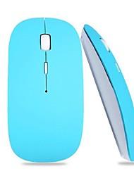 Недорогие -OEM Беспроводная 2.4G Оптический Gaming Mouse LED подсветка 1600 dpi 2 Регулируемые уровни DPI 3 pcs Ключи 2 программируемых клавиши
