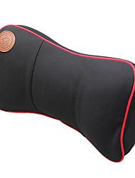 baratos -Descanso de Cabeça para Carros Encostos de cabeça Preto Poliéster Elástico Tricotado 100g / m2 / Algodão Comum Para Universal Todos os Anos General Motors