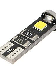 halpa -1pcs T10 Auto Lamput 3.5 W 300 lm 3 LED Ajovalo Käyttötarkoitus Kaikki vuodet