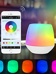 abordables -BRELONG® 1pc Smart Night Light Coloré USB Elégant / Intensité Réglable / Décoration 5 V