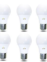 abordables -EXUP® 6pcs 7 W 680 lm B22 / E26 / E27 Ampoules Globe LED 14 Perles LED SMD 2835 Blanc Chaud / Blanc Froid 220-240 V / 110-130 V