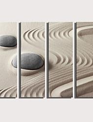 Недорогие -С картинкой Роликовые холсты Отпечатки на холсте - Пейзаж Натюрморт Modern