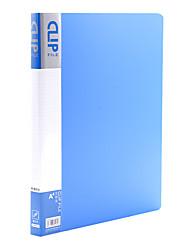 Недорогие -1 pcs M&G ADM92991 Папки файлов A4 PP Влагоотталкивающий