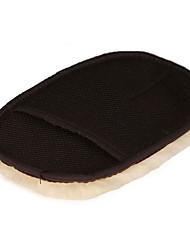 voordelige -1 Stuk Pluche Autowashandschoenen Zachte haren Massage 25*17 cm