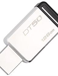 Недорогие -Kingston 128GB флешка диск USB USB 3.1 Металл Необычные Без шапочки-основы