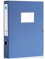 Недорогие -1 pcs deli 5623 Коробка файла A4 PP Custom Label