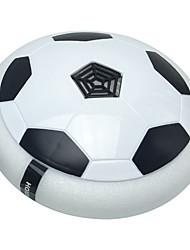 Недорогие -красочные новизна игрушки с подсветкой подвеска футбол светодиодный электрическая воздушная подушка футбол пневматический диск для детей мальчик в помещении игры игрушки