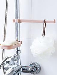 Недорогие -PP Прямоугольная проведение / Новый дизайн / обожаемый Главная организация, 1 комплект Вешалки / Наборы для ванной комнаты / Крючки