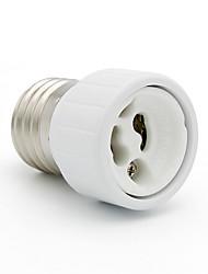 저렴한 -1 개 E27 에서 GU10 E26 / E27 벌브 액세서리 ABS + PC 전구 소켓