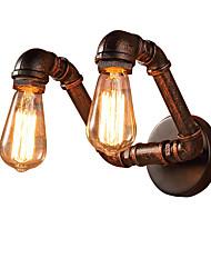 Недорогие -OYLYW Новый дизайн / труба Простой / Ретро Настенные светильники Гостиная / Столовая Металл настенный светильник 110-120Вольт / 220-240Вольт 60 W