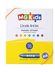 Недорогие -1 pcs 16 цветов M&G ZGM91128 Цветная масляная пастель