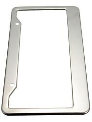 baratos -2pcs Aço Inoxidável 211 Placas de Motorista Para Universal Todos os Modelos Todos os Anos