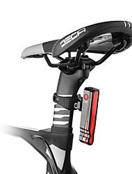 Недорогие -Светодиодная лампа Велосипедные фары Передняя фара для велосипеда Задняя подсветка на велосипед Горные велосипеды Велоспорт Водонепроницаемый Портативные Cool 100 lm Перезаряжаемая батарея Красный