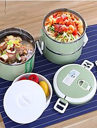 cheap -1 set Lunch Box Dinnerware Stainless Steel / Iron New Design Creative
