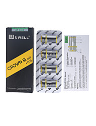 baratos -MACAW CROWN III 4PCS Núcleos Atomizadores Cigarro eletrônico for Adulto