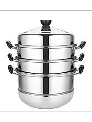 Недорогие -Наборы посуды 304 Нержавеющая сталь Многофункциональный Для дома