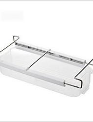 Недорогие -ящики для хранения для кухни / для хранения продуктов pp (полипропилен) / для хранения abs / креативные кухонные гаджеты 1pc