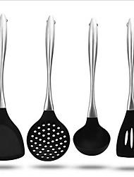 Недорогие -Нержавеющая сталь силикагель Кулинарные принадлежности Инструменты Наборы инструментов для приготовления пищи Жизнь Лучшее качество Кухонная утварь Инструменты