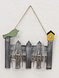levne -Jídlo a pití Wall Decor sklo Pastýřský Wall Art, Drapérii Dekorace