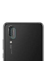 Недорогие -HuaweiScreen ProtectorHuawei P20 HD Протектор объектива камеры 1 ед. Закаленное стекло