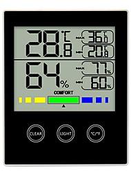 Недорогие -ABS + PC Инструменты Themometer Измерительный прибор Многофункциональные Кухонная утварь Инструменты Повседневное использование Многофункциональный 1шт