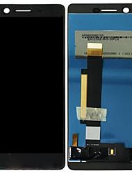 Недорогие -Для Nokia 7 n7 замена экрана жк-сенсорный дигитайзер дисплей в сборе с инструментами для ремонта