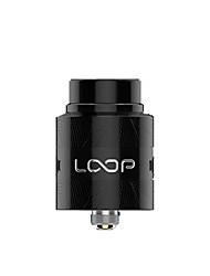 Недорогие -MACAW Loop V1.5 RDA 1 ед. Распылители пара Vape  Электронная сигарета for Взрослый
