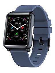 Недорогие -KUPENG H9 Универсальные Смарт Часы Android iOS Bluetooth Smart Спорт Водонепроницаемый Пульсомер Измерение кровяного давления / Сенсорный экран / Израсходовано калорий / Длительное время ожидания