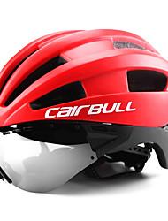 Недорогие -CAIRBULL Велошлем с защитной маской 22 Вентиляционные клапаны CE EN 1077 Вентиляция Сетка от насекомых Формованный с цельной оболочкой прибыль на акцию Виды спорта