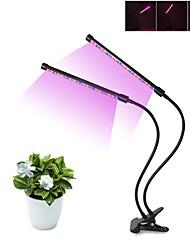 Недорогие -1 комплект 18 W 900 lm 36 Светодиодные бусины Полного спектра Диммируемая Простая установка Растущие светильники Фиолетовый 5 V