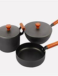 Недорогие -Чугун Наборы инструментов для приготовления пищи горшок Жизнь Кухонная утварь Инструменты Для приготовления пищи Посуда 1 комплект