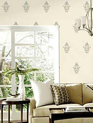 cheap -Wall Cloth Nonwoven Wall Covering - Adhesive required Art Deco / 3D