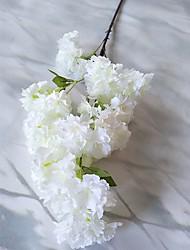 저렴한 -인공 꽃 2 분기 클래식 현대 현대 영원한 꽃 스탠딩 플라워