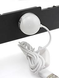 Недорогие -1шт черепаха LED Night Light Теплый белый + белый USB Для детей / Безопасность / Простота транспортировки 5 V