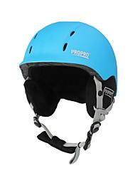 Недорогие -PROPRO® Лыжный шлем Мальчики Девочки На открытом воздухе Сноубординг Лыжи Ударопрочный Легко туалетный Снегозащитный ABS + PC CE EN 1077