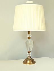 baratos -Simples / Contemporâneo Moderno Decorativa Luminária de Mesa Para Quarto Metal 220V