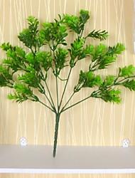 abordables -Fleurs artificielles 1 Une succursale Classique Moderne contemporain Fleurs éternelles Fleur de Table